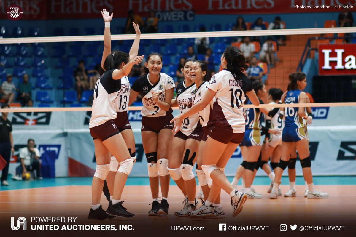 Uaap 81 Up Vs Nu March 13 2019 Up Women S Volleyball Team